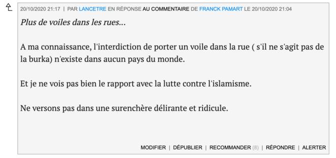 © Lancetre