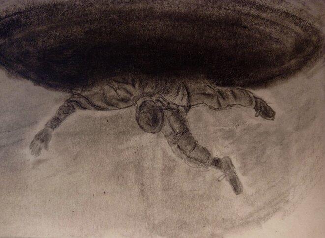 Matière noire Icare © VV