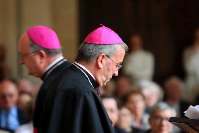 Luigi Ventura, nonce apostolique en France. Sur le site de France Inter.