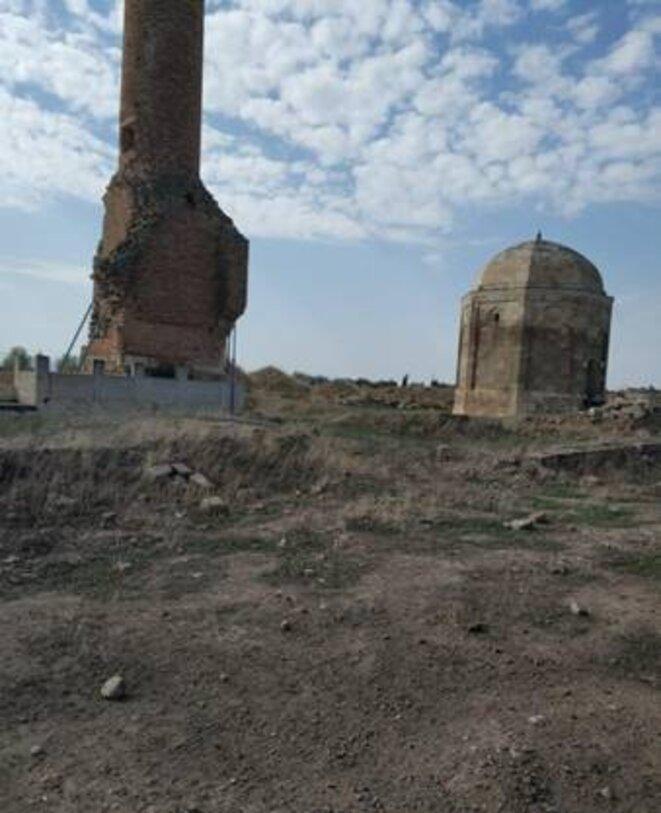Mausolée Sheykh Babi du 13e siècle