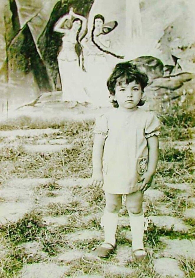 Tarana en 1984 à Choucha Haut-Karabagh Azerbaïdjan © N. Allahverdiev