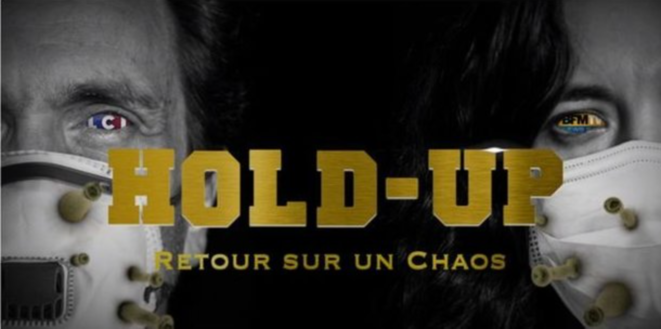 L'affiche du film « Hold-Up ». © Capture d'écran