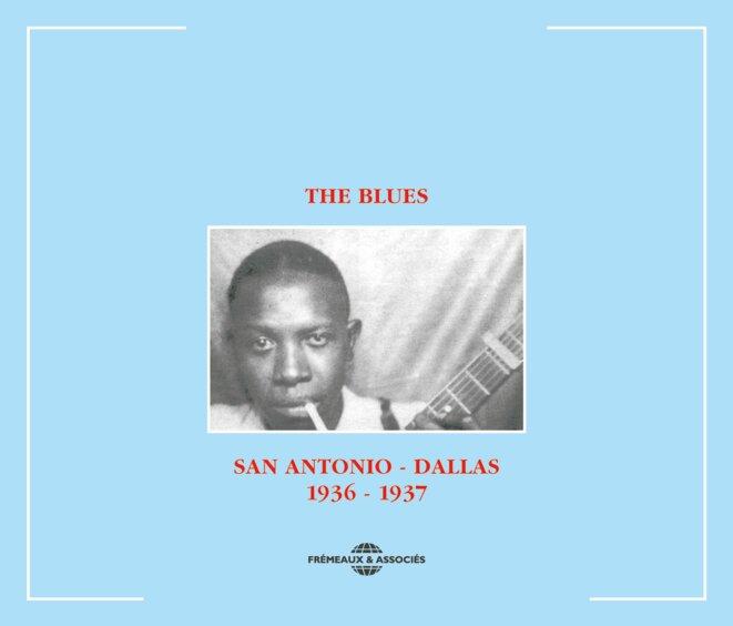 CD Intégrale Robert Johnson, San Antonio - Dallas, 1936/1937 © C - Delta Haze Corporation