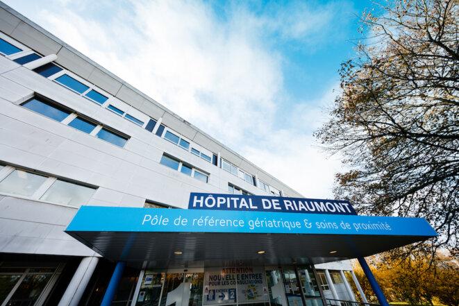 L'hôpital de Riaumont. © Ghesquiere