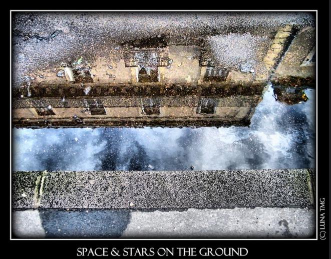 Space & stars on the ground © Luna TMG Flickr