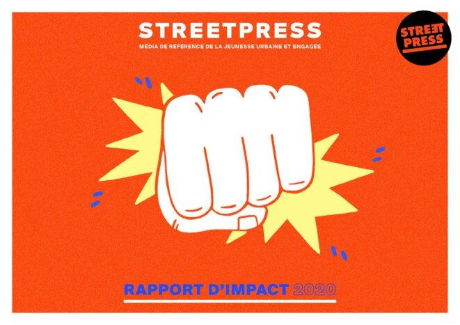Rapport d'impact 2020 © StreetPress