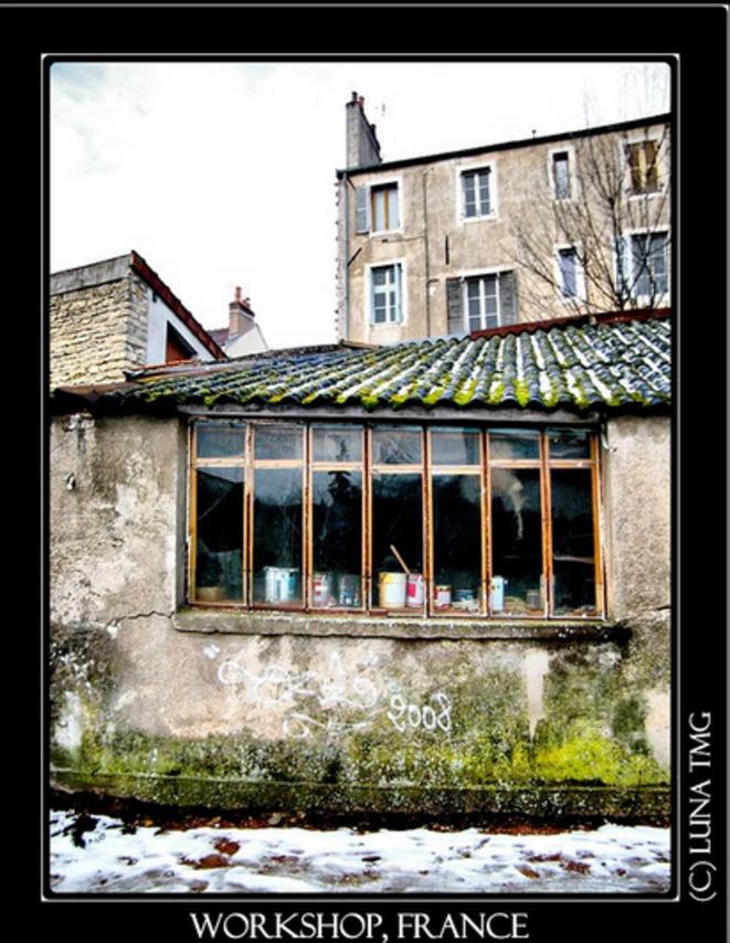 Workshop / Atelier © Luna TMG Flickr