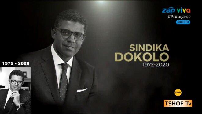 SINDIKA DOKOLO (1972 – 2020)