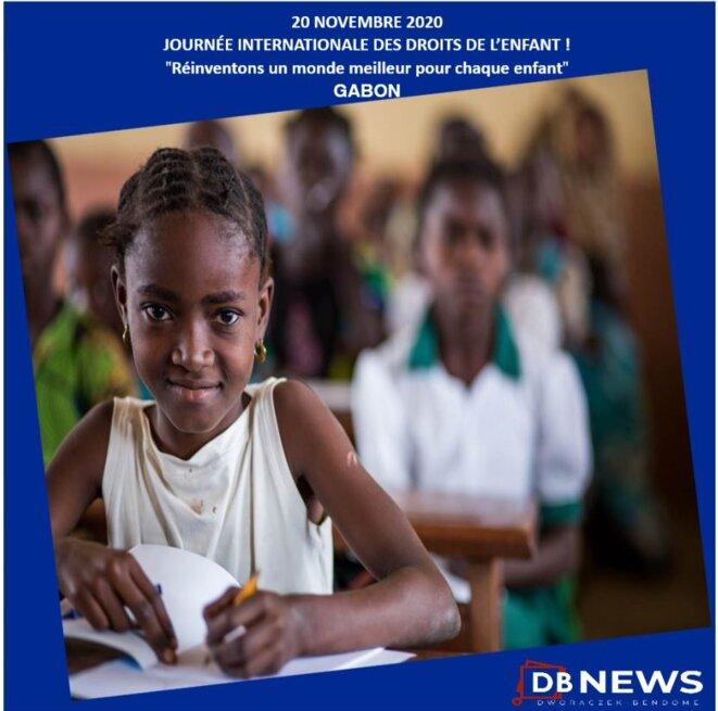 Gabon | Journée internationale des droits de l'enfant 2020