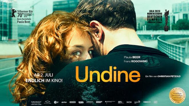Affiche du film pour sa distribution en Allemagne © Schramm Films - Les Films du losange - Piffl Medien
