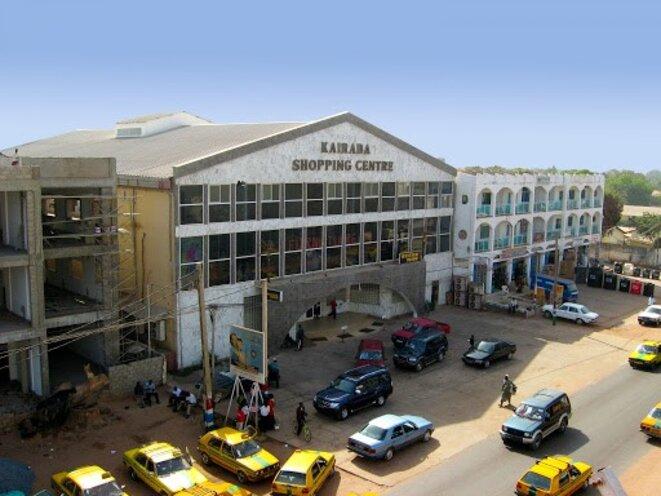 Le Kairaba Shopping Centre de Banjul
