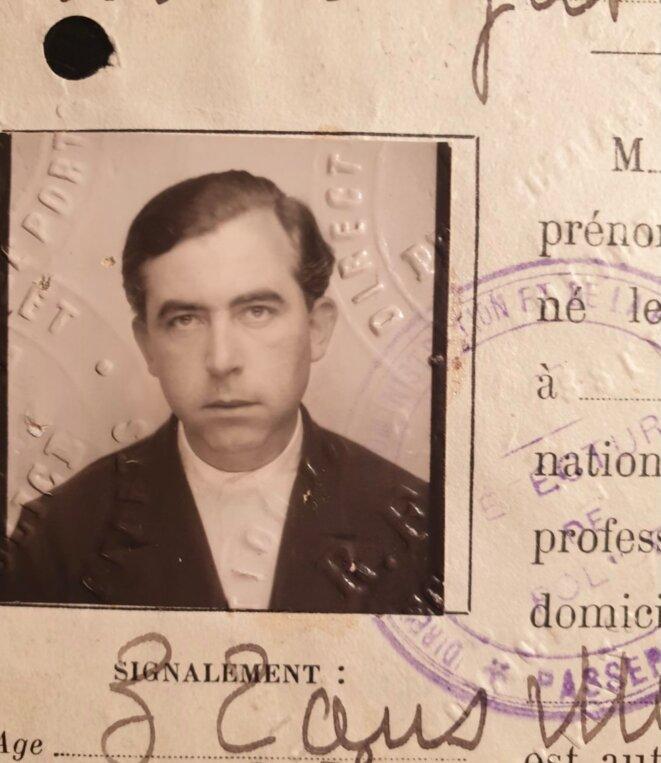 Hans Venedey à la fin des années 1930 © DR