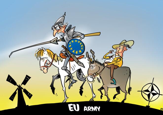 arme-e-europe-enne-don-quichotte