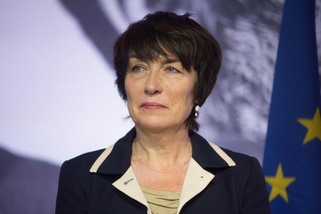 Marie-Pierre de La Gontrie. DR