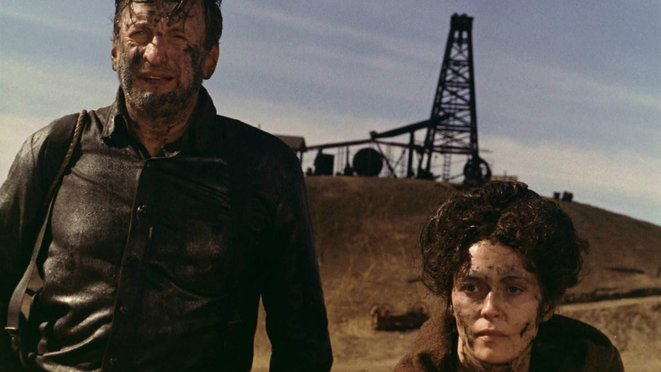 """L'Or noir de l'Oklahoma"" (Oklahoma Crude) de Stanley Kramer © BQHL"