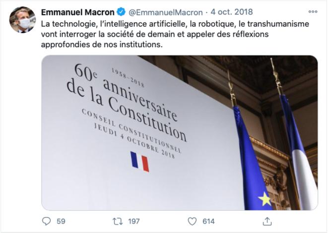 macrontranshumanisme