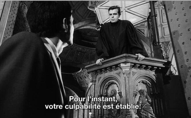 """""""Le Procés"""" d'après Kafka © Orson Welles"""
