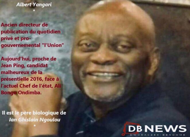 Gabon. Ian Ghislain Ngoulou, la République des gourous|En image : Albert Yangari© 2020 D.R./DBNEWS