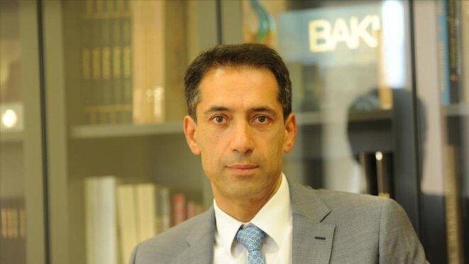 Rahman Mustafayev, Ambassadeur d'Azerbaïdjan en France.