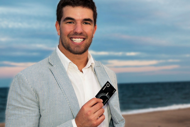 Billy McFarland, the young, dumb founder of the ill-fated Fyre Festival.