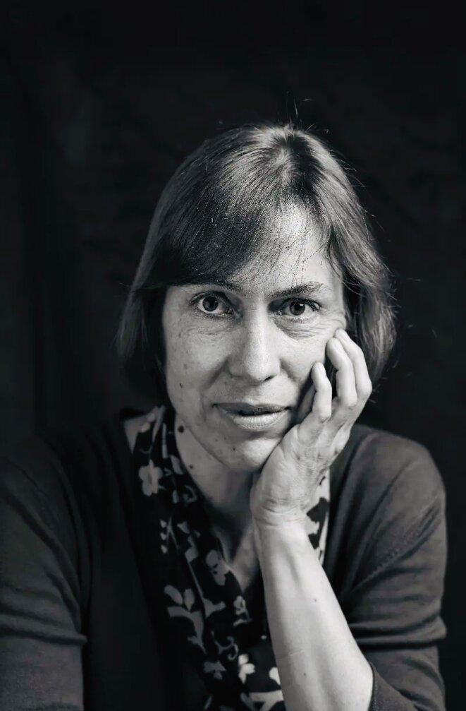 l'auteure Diane Meur © Sabine Wespieser ed