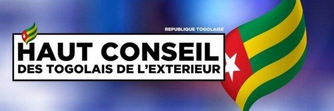 Logo du Haut Conseil des Togolais de l'extérieur