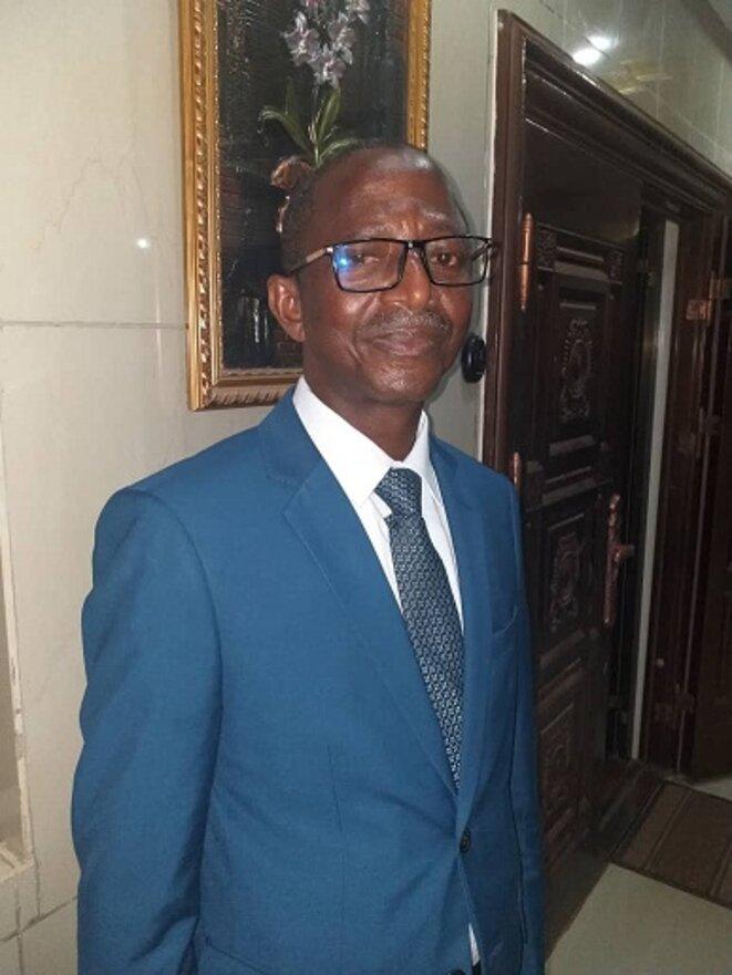 M. Kodzovi ATITSO, président du Haut Conseil des Togolais de l'Extérieur