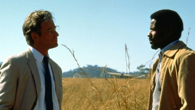 """Cry Freedom"" de Richard Attenborough © BQHL"