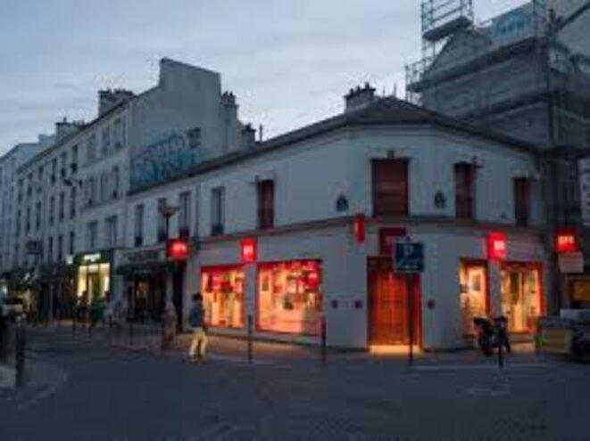 SFR, 56 rue du Commerce à Paris