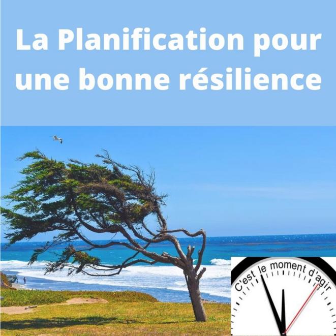 La Planification pour une bonne résilience