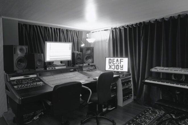 Le studio de Deaf Rock à Strasbourg. © Wikipédia CC BY-SA 4.0