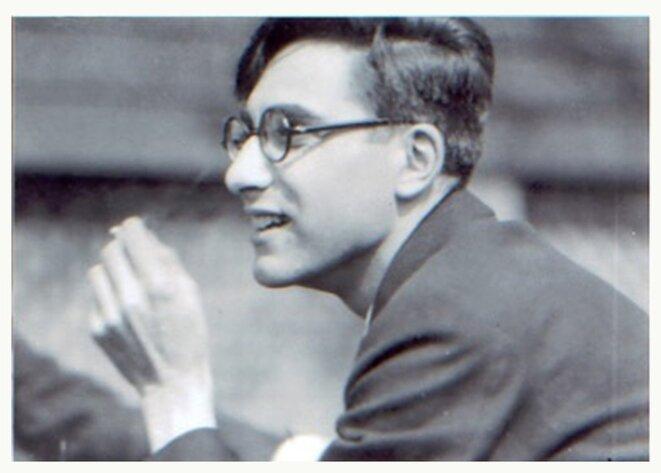 Louis Zukofsky en 1935. © (DR)