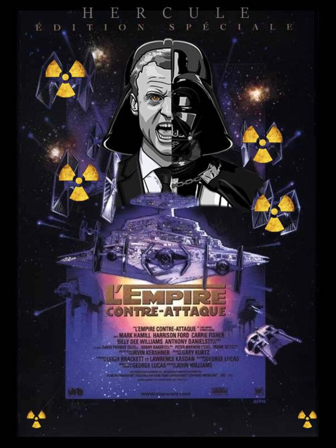 L'empire nucléaire contre attaque