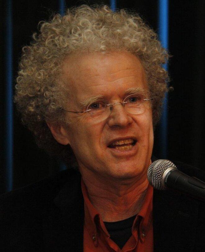 Erik Olin Wright. © Rosa Luxemburg-Stiftung