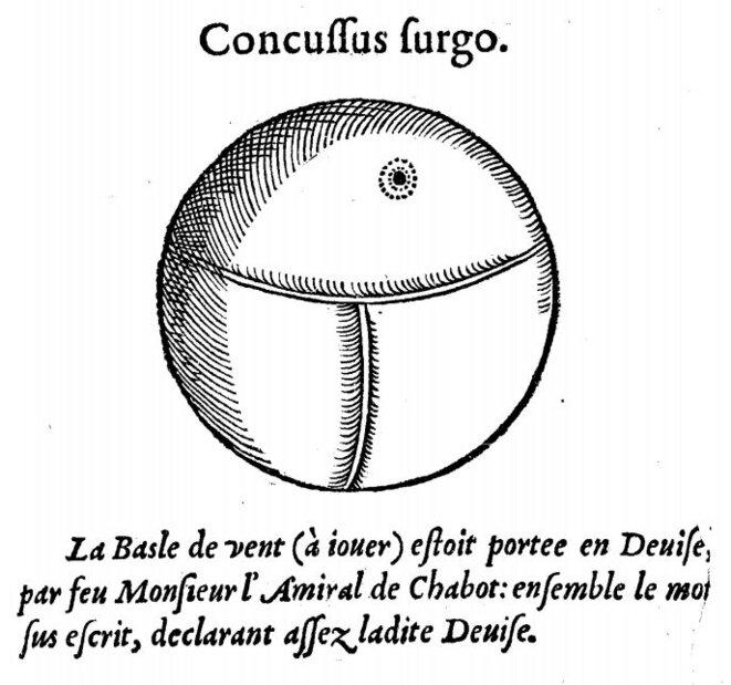 Claude Paradin, Devises héroïques (1557)
