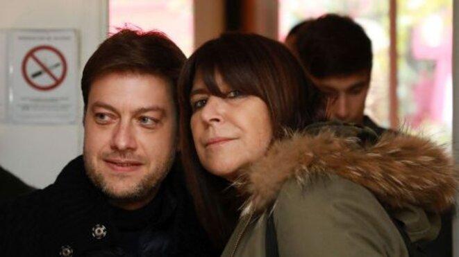 Benoît Payan et Michèle Rubirolla. DR © D.R