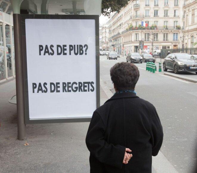 Paris, COP 21 © Brandalism