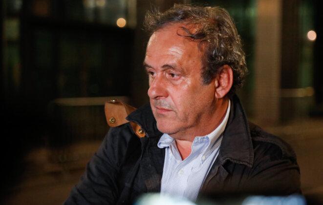 FIFA - UEFA Platini-gav-2019