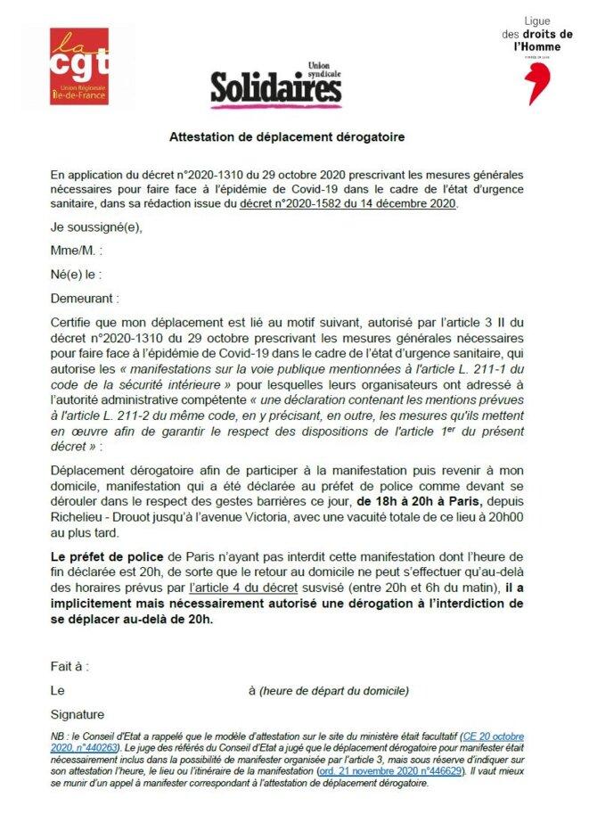 attestation-de-deplacement-derogatoire-pour-manifester-apres-20h-18-dec-image
