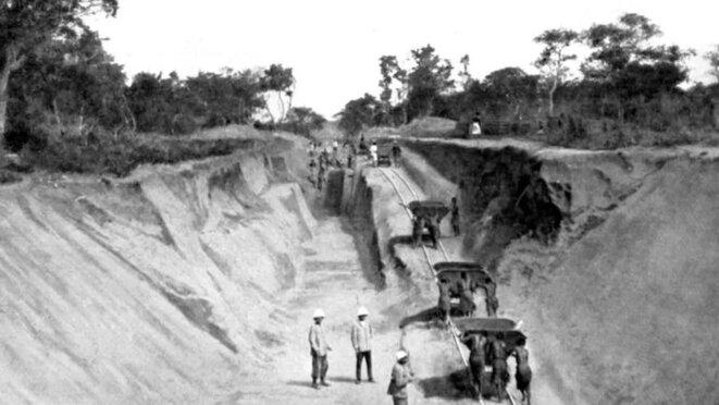 Chemin de fer Congo-Océan
