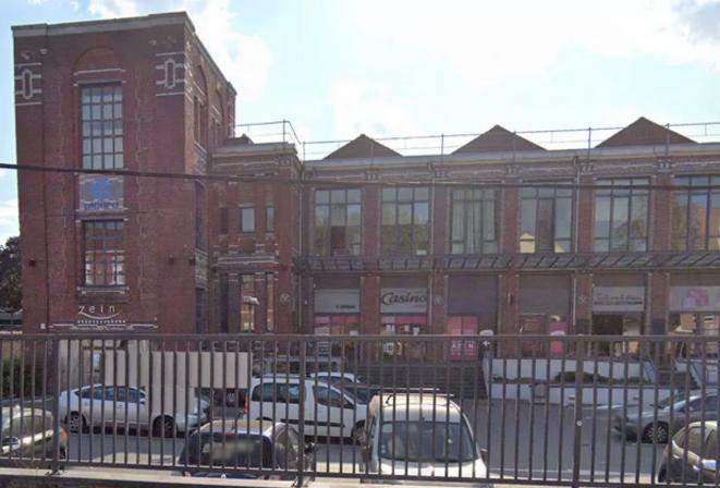 © Capture d'écran Google Street Map