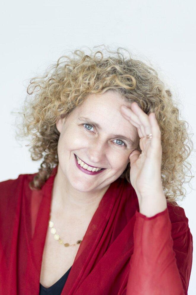 l'auteure Tiffany Tavernier © Philippe Matsas