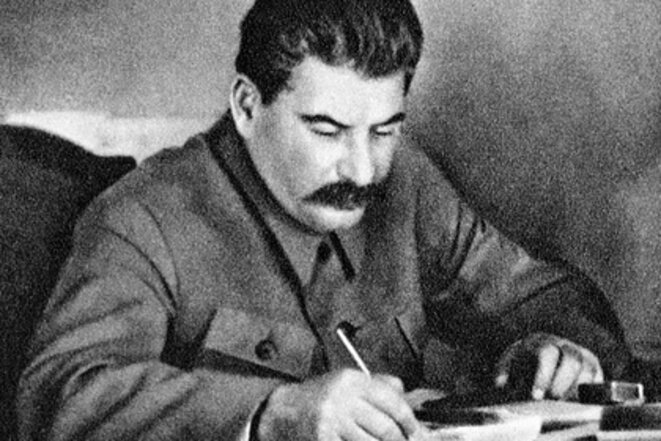 Joseph Staline dans les années 1920. © (dr)