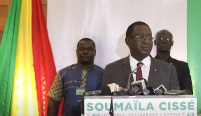 Paris (France) – 25 décembre 2020 – Décès de Soumaïla Cissé, le chef de l'opposition malienne © 2020 D.R./DBNEWS