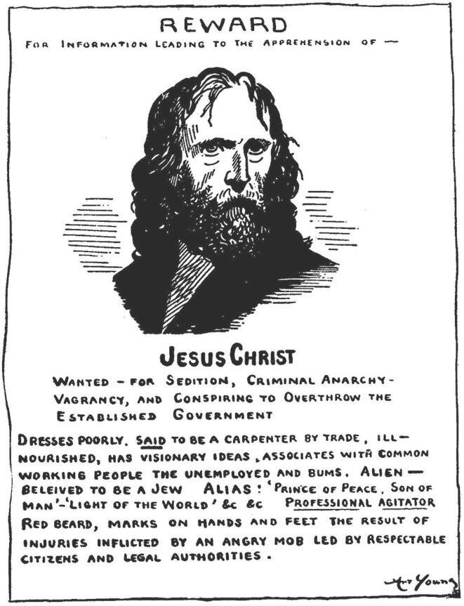 jesus-communist