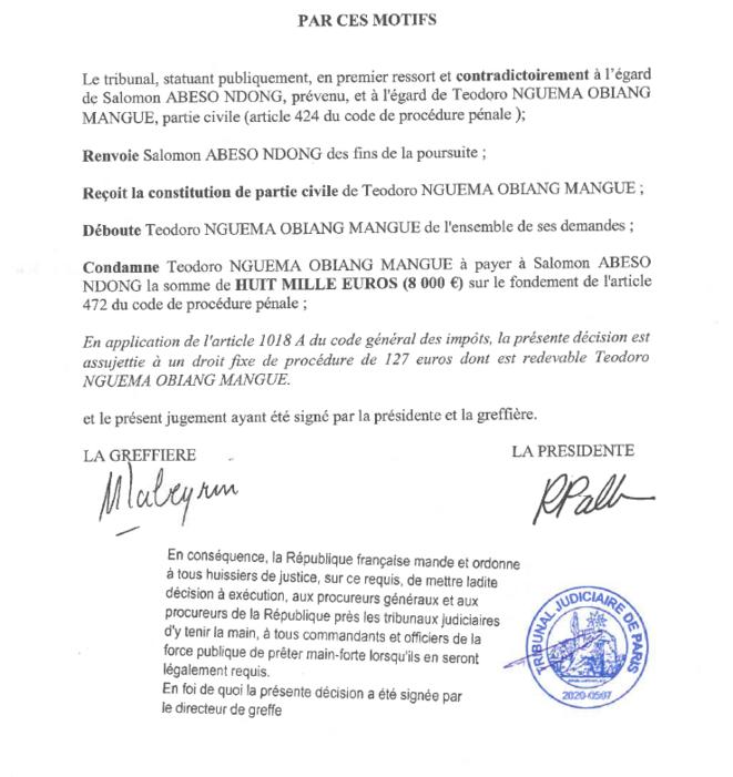 condamnation-fils-obiang-8000-euros
