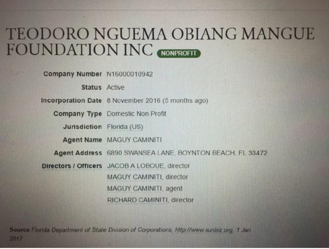fondation-fils-obiang-floride