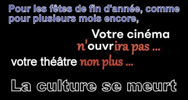 La mort de la culture © Alain Laugier