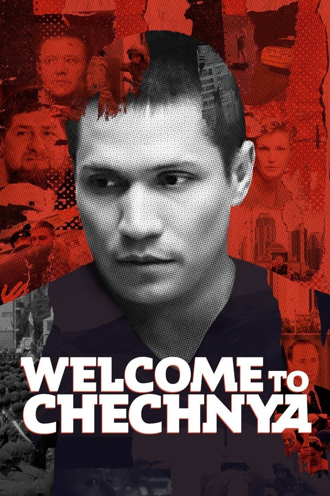 Poster de Welcome to Chechnya, par David France, 2020