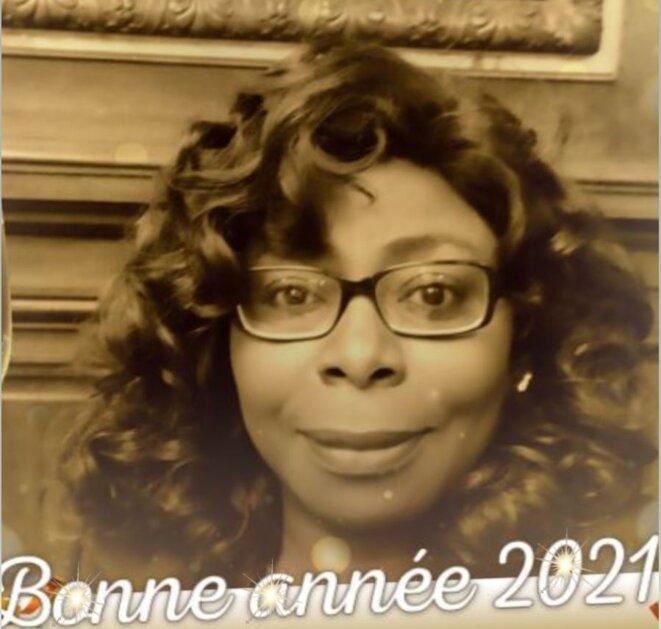 """""""Bonne année 2021""""  – Anne Marie DWORACZEK-BENDOME © 2020 D.R./DBNEWS"""